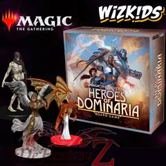 HEROES OF DOMINARIA PREMIUM EDITION MAGIC: THE GATHERING WizKids OVP Spiel